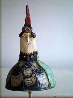 Juliana Bollini art doll