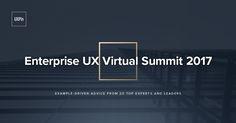 Free Virtual UX Design Summit (Speakers from Asana IBM HP & more) - 20000 designers attending!