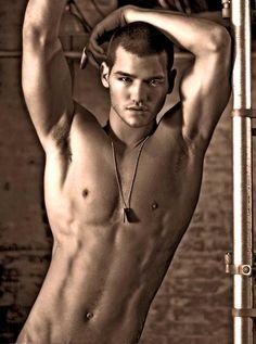 Nude men models