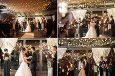 Warm Winter Wedding At Hotel 1000 In Seattle Wa