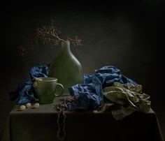 35PHOTO - Гелена Гленкова - В зеленой гамме.......
