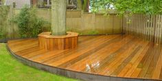 Go ahead and browse through our gallery, get inspired, pin and save the deck patio designs for small yards you like best! Our team has found some great examples of deck patio designs for small yards which we would like to share. Small Backyard Decks, Large Backyard Landscaping, Backyard Ideas, Landscaping Ideas, Driveway Landscaping, Small Backyards, Backyard Projects, Pool Ideas, Outdoor Projects