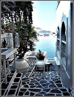 Neos Marmaras, Greece by me