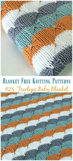 Easy Blanket Free Knitting Patterns To Level Up Your Knitting Skills Treetops Butterfly Stitch Baby Blanket Knitting Free Pattern – Easy Free PatternsTreetops Butterfly Stitch Babydecke Knitting Free Pattern – Einfach Kostenlos Muster Source by barbid Baby Knitting Patterns, Crochet Blanket Patterns, Baby Blanket Crochet, Chevron Blanket, Pattern Sewing, Knitting Ideas, Baby Blanket Knitting Pattern Free, Baby Knitting Free, Quick Knitting Projects