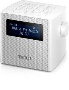 Philips Radiowecker AJB4300W/12 incl. DAB+