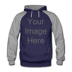 #SnapMade - #snapmade Custom Men's Two-Tone Hoodie - AdoreWe.com