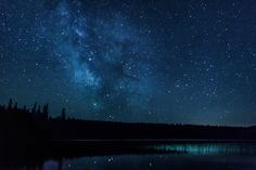 Clearwater Lake, MT by Brian Powers