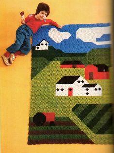Pixel Crochet, Crochet Quilt, Crochet Chart, Baby Blanket Crochet, Crochet Hooks, Crochet Blankets, Beginner Crochet, Crochet Granny, Knit Crochet