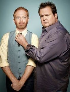 Modern Family. Mitchell and Cam make me happy!