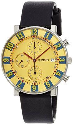 bpr BEAMS SEIKO / Sottsass Limited Edition YELLOW 33220943784 bpr BEAMS