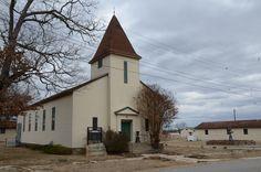 Camp Chaffee Chapel - Sebastian County