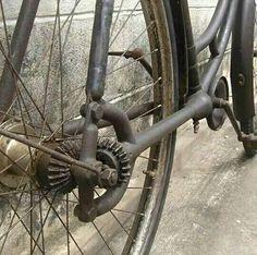 bike com eixo cardã