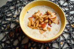 3 pomysły na... owsiankę - Analiza Smaku - Tutaj liczy się smak! Hummus, Ethnic Recipes, Food, Essen, Meals, Yemek, Eten