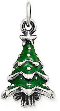 James Avery Jewelry James Avery Enamel Christmas Tree Charm