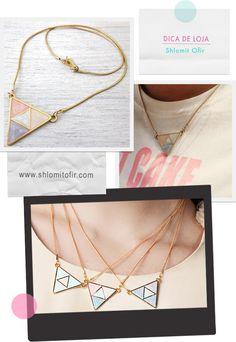 ambientevistoriado.com loves Shlomit Ofir's enamel necklace