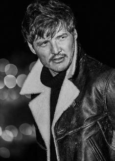 Pedro Pascal, photographed by Dani Brubaker for Flaunt Magazine, November 2016.