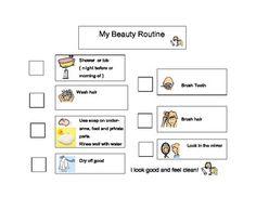 Life Skills Checkoff Sheet