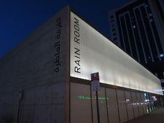 RetailStoreWindows: Rain Room, Sharjah Visual Merchandising, 10 Corso Como, C Wonder, Fortnum And Mason, Store Windows, Exhibition, Matches Fashion, Sharjah, Rain