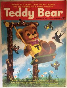 Teddy Bear comic 15th February 1964