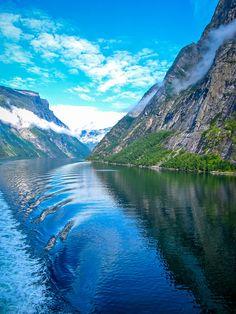 Geiranger Fjord, Norway   Patrick Ehlen