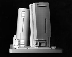 Berliner Volksbank Headquarters Competition – Richard Meier & Partners Architects