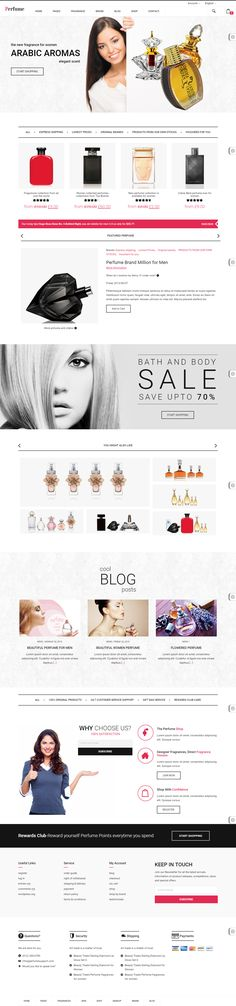 Perfume is a Wordpress theme to create a website for online store especially related to perfumes. Perfume comes with a shop to offer different type of layouts like products carousel, products with filteration, awesome promotion banners etc. The shop is built with Woocommerce the popular and flexible plugin in eCommerce