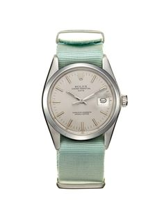 ROLEX Vintage Stainless-Steel Oyster Perpetual Date (1977)
