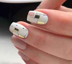 Nail Art #3938: magnetic designs for fascinating ladies. Take the one you love now!