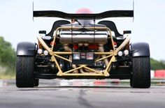 INDUSTRY: Racing News Network http://www.racingnewsnetwork.com/2013/07/20/industry-ariel-atom-v8-500 The Ariel Atom V8 500 is perhaps one of the most Insane vehicles ever to reach production: 500HP to move around just 1,212 lbs. Nothing short of Astounding... Far quicker & more nimble than most supercars >> TMI is selling the Ariel Atom 3 starting $49,980 http://www.arielatom.com/index.php?option=com_content&view=article&id=70&Itemid=197