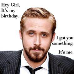 Joyeux anniversaire, Ryan. | 21 fois où Ryan Gosling vous a fait frôler l'infarctus