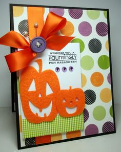Halloween CARDS Challenge Gallery and New Challenge! | Northridge PublishingNorthridge Publishing