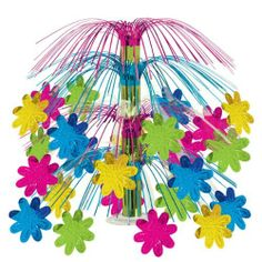 """Showers Of Flowers Cascade Centerpiece (72 Pack) by DDI. $386.10. Showers Of Flowers Cascade Centerpiece. Size: 18"""". 1 per package."""