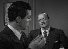 Boomerang! (1947) Film Noir, Robert Keith, Dana Andrews, Elia Kazan,