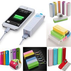2600mAh Portable USB External Backup Battery Charger Power Bank for Mobile Phone #UnbrandedGeneric
