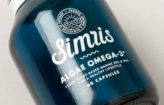 Agency: Snask  Client: Simris  Location: Stockholm, Sweden   Branding and packaging for the award-winning agribusiness from Sweden's Calif...