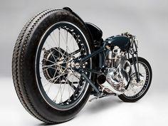 The Kestrel by Falcon Motorcycle