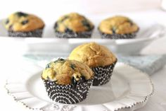healthy blueberry muffins 3