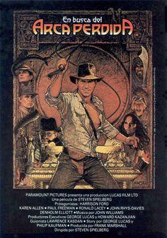 Indiana Jones- En Busca del Arca Perdida (1981).