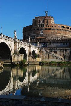 Castel Sant'Angelo. Rome,Province of Rome, Lazio