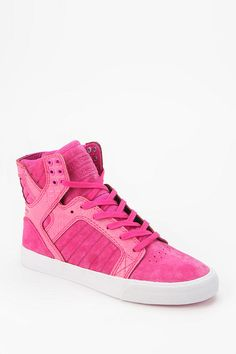54d96b428ec0 SUPRA Party SkyTop High-Top URBANOUTFITTERS.COM Types Of Shoes