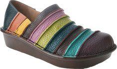 Spring Step Firefly - Purple Multi Leather - Free Shipping & Return Shipping - Shoebuy.com