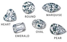 Diamond shape refers to the outline of the stone (pear, oval, round, etc.).  Diamond cut refers to a stone's facet arrangement.  So a shape can be faceted in a variety of ways, or cutting styles.