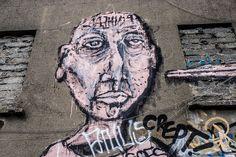 Dublin - Public Art, Streetart And Graffiti