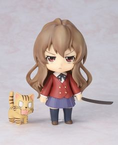 Taiga Aisaka Nendoroid ToraDora! Figure
