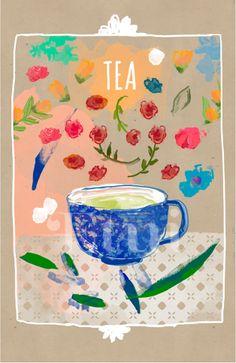 Tea!  Mateja Kovac