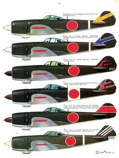 Nakajima Ki.84 Hayate