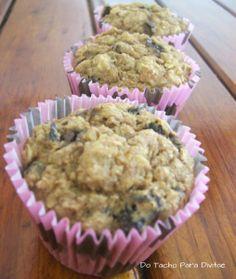 Divitae | Muffins saudáveis da Pepa | http://divitae.com.br/blog