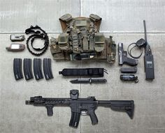Cold Harbor loadout Find our speedloader now!  www.raeind.com  or  http://www.amazon.com/shops/raeind