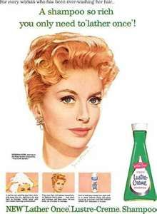 Redhead boy hot lather commercials