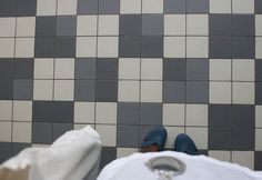 I love the tiling of the school by hello-paper, via Flickr